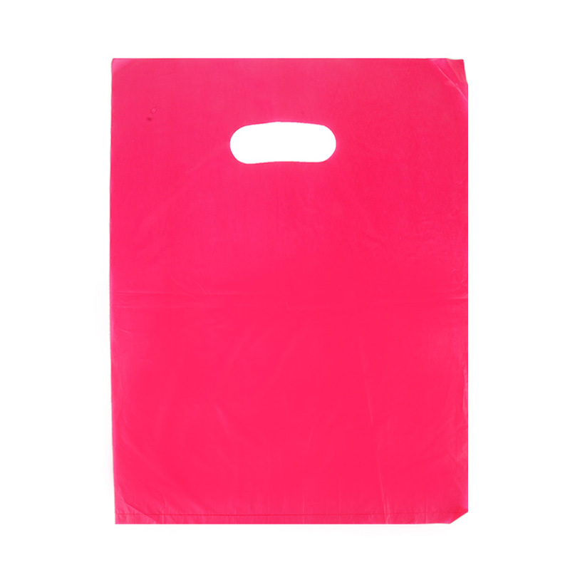 HGRQ241-1 I - Solid 25*35cm Carrier Bag*100pcs